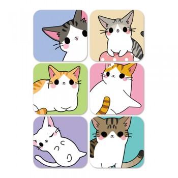 작가(뽐순)고양이(품절)